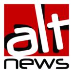 Alt News logo